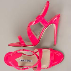 manolo-blahnik-patent-sandal