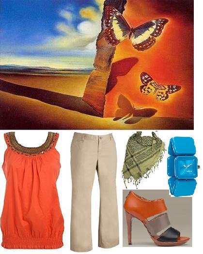 fashion dali