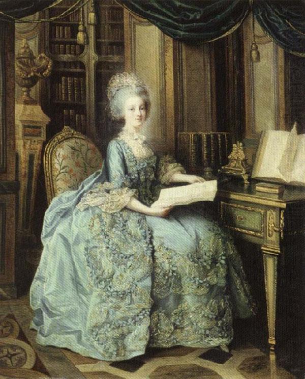Marie-Antoinette-portrait-by-L_L_-Perin-Salbreux