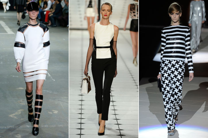 Black and White Trend
