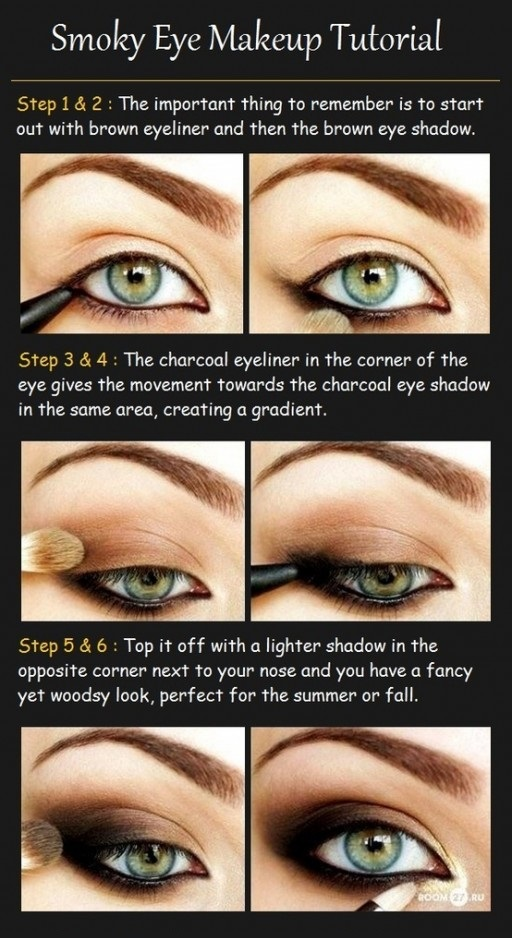 How-to-make-pretty-smokey-eyes-makeup-step-by-step-DIY-tutorial-instructions-512x989