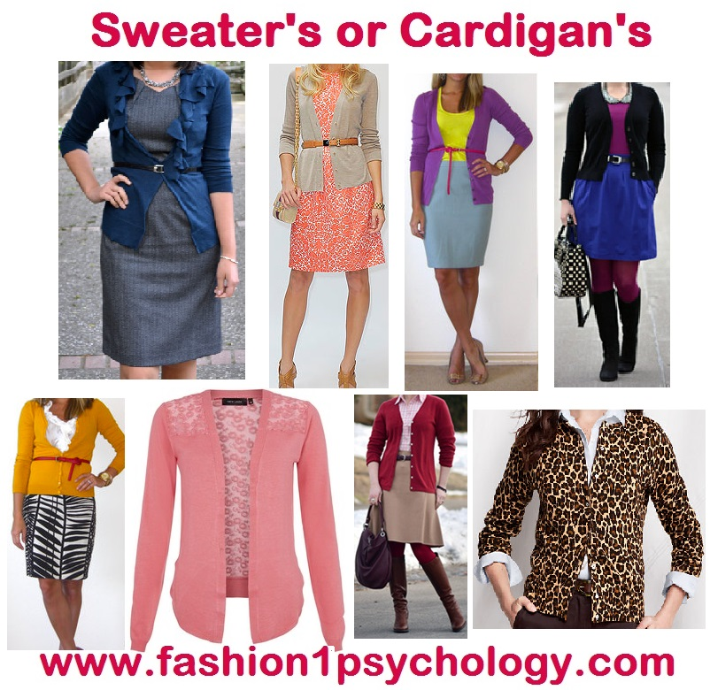 Sweater or Cardigans