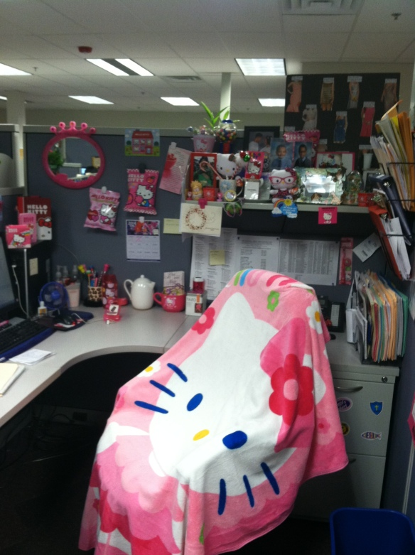 Hello Kitty 3-14 Cubicle (1)
