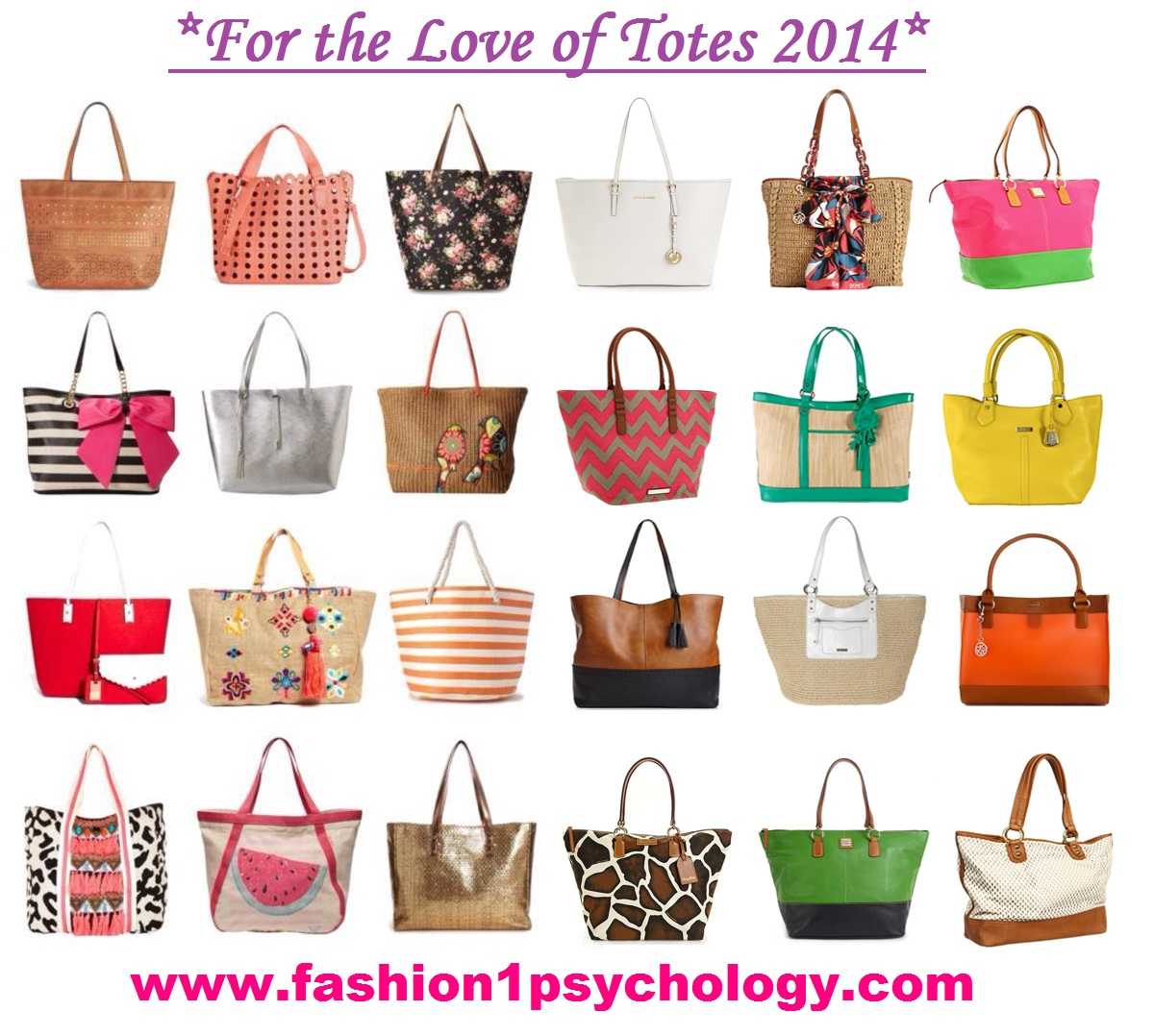 *For The Love of Totes*