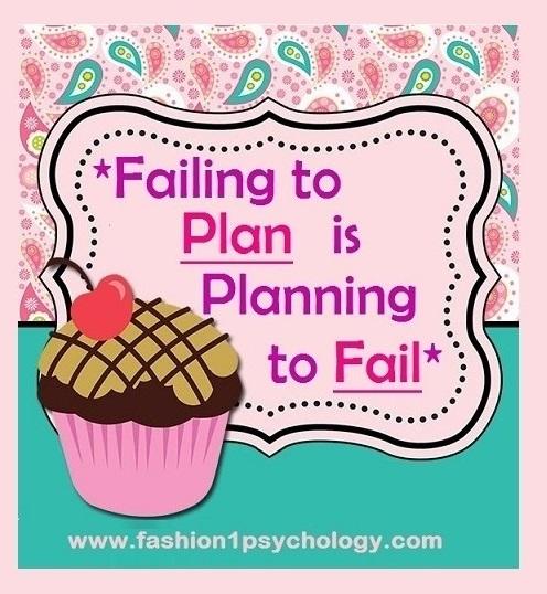 cupcake plan