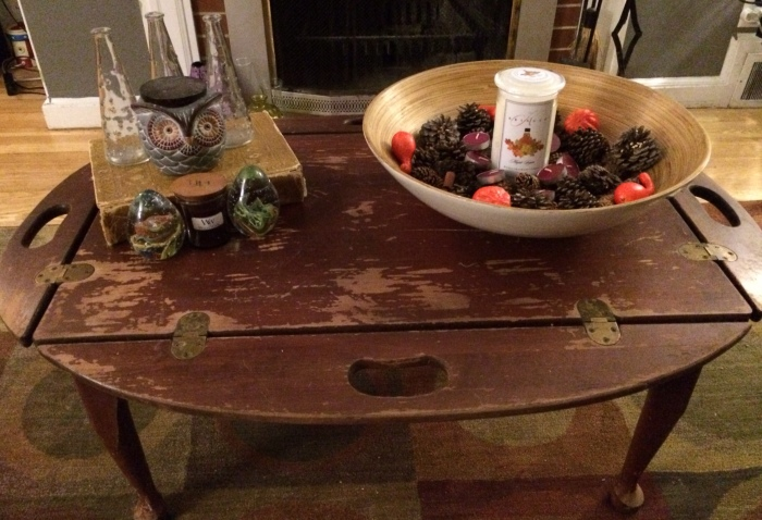 Vintage Table Fall Decor (1)