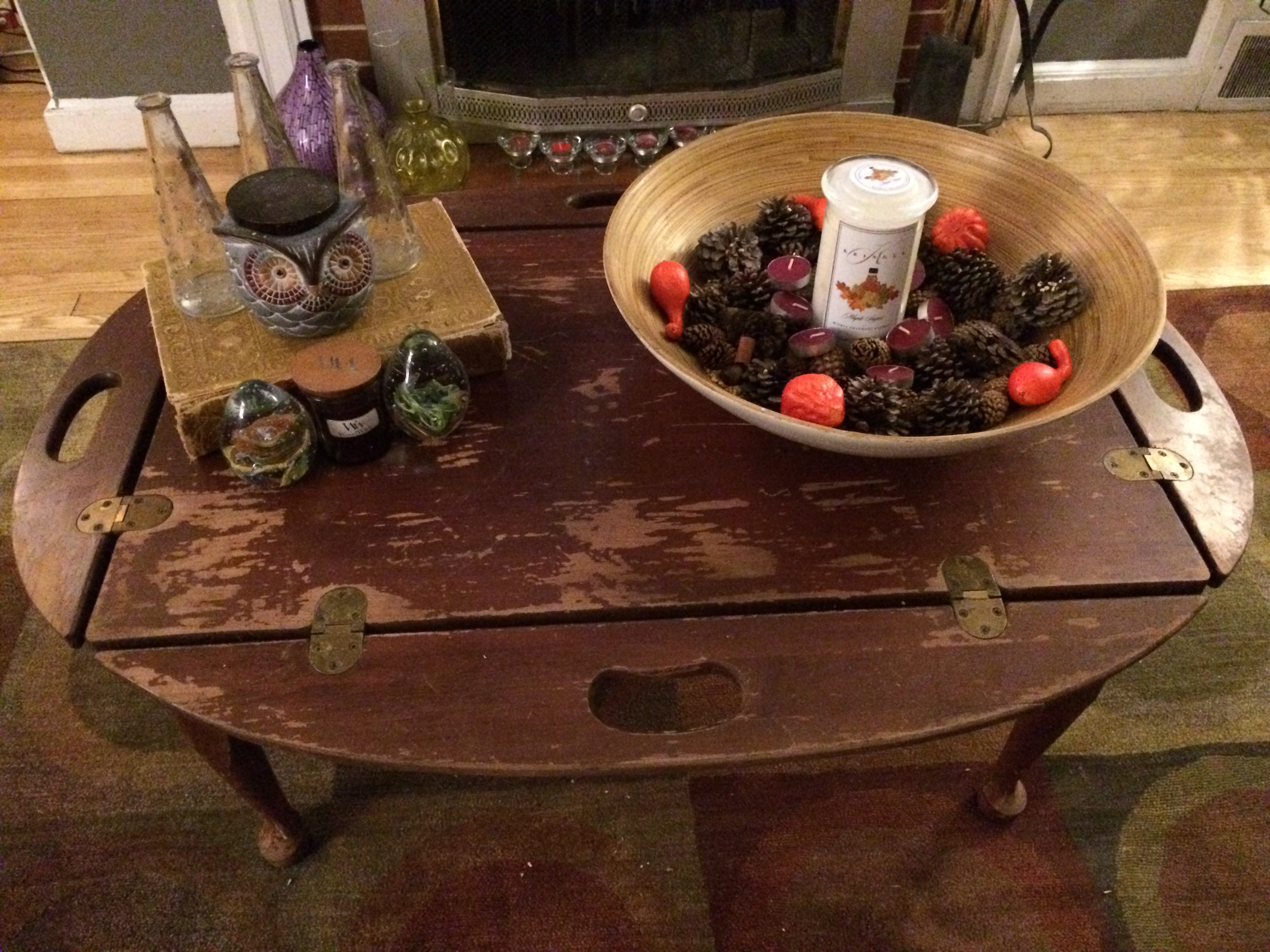 Vintage Rustic Butler s Tray Coffee Table – Fashion1Psychology