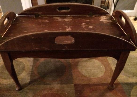 Vintage Table Fall Decor (5)