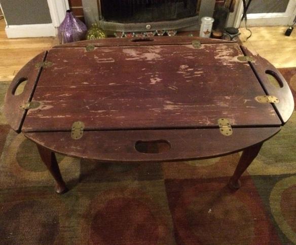 Vintage Table Fall Decor (6)